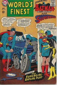 How the mighty have fallen - World's Finest Comics #169