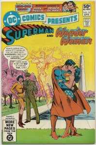 Love is in the air - DC Comics Presents #32