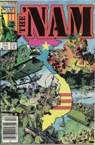 War is hell, but it can also generate some nice covers - The 'Nam