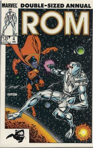 An Ode to a Licensed Character, Part 5 of 8 - Rom Annual #4
