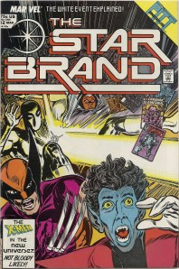 Even the fictional John Byrne is insufferable - The Star Brand #12