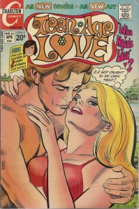 Who in the blue hell is Bobby Sherman? - Teen-Age Love #83