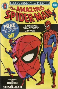 It's deja vu all over again - The Amazing Spider-Man All Giveaway