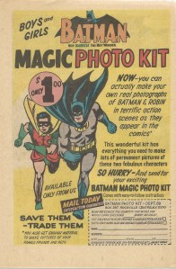 ??? - The Batman Magic Photo Kit