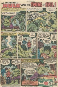 Hulk like fruit pies! - The Incredible Hulk and Hostess