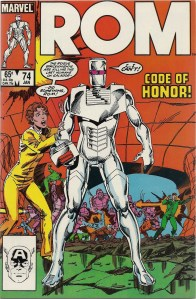 An Ode to a Licensed Character, Part 7 of 8 - Rom #74