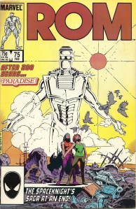 An Ode to a Licensed Character, Part 8 of 8 - Rom #75