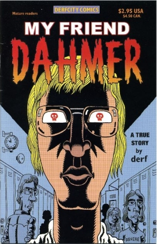 Do not eat before reading this - My Friend Dahmer