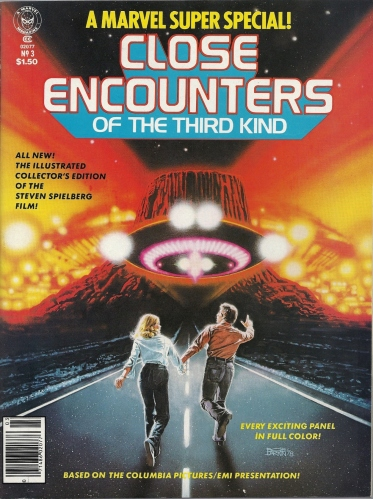 Close Encounters of the Third Kind Redux - A few words from Walt Simonson