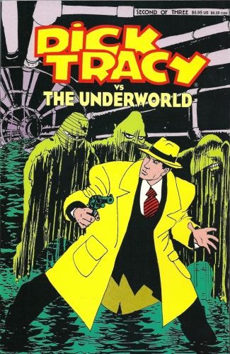 Not just another Dick - Dick Tracy #2