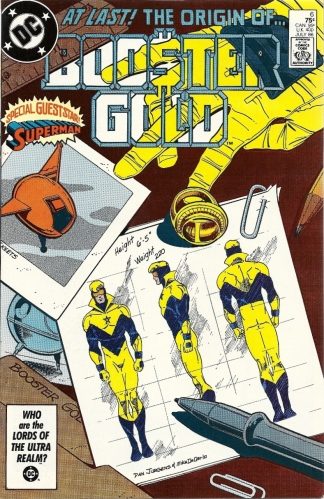 This is for the ladies - Booster Gold #6