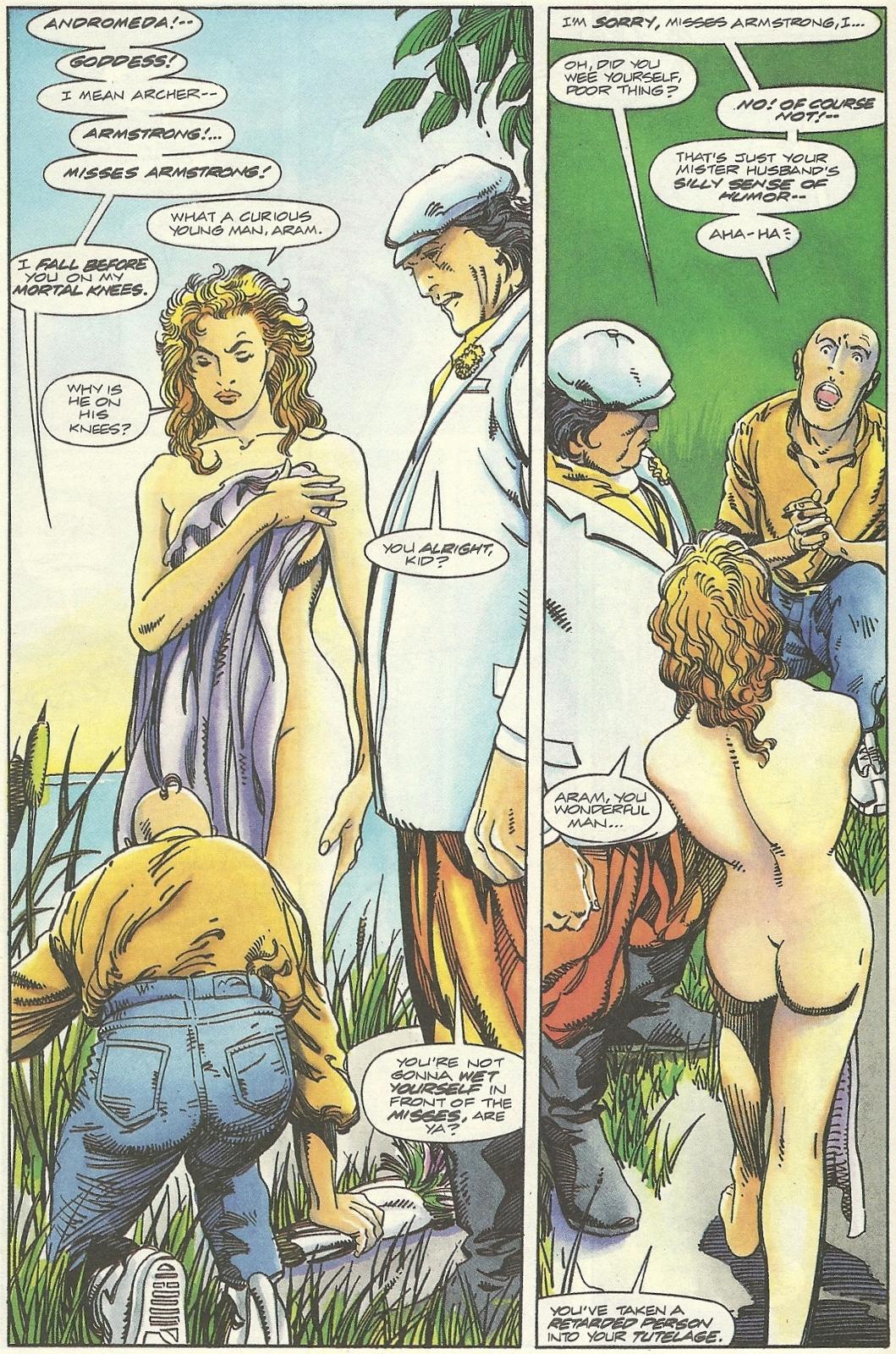 Naked mrs marvel apologise, but