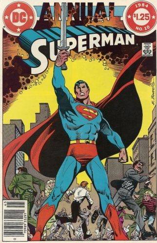 By the power of Krypton! I have the power! - Superman Annual #10
