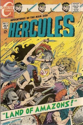 Dames... - Hercules (Charlton) #5