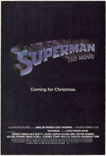 Superman: The Movie: The Merchandise: The Ads: Ad Infinitum