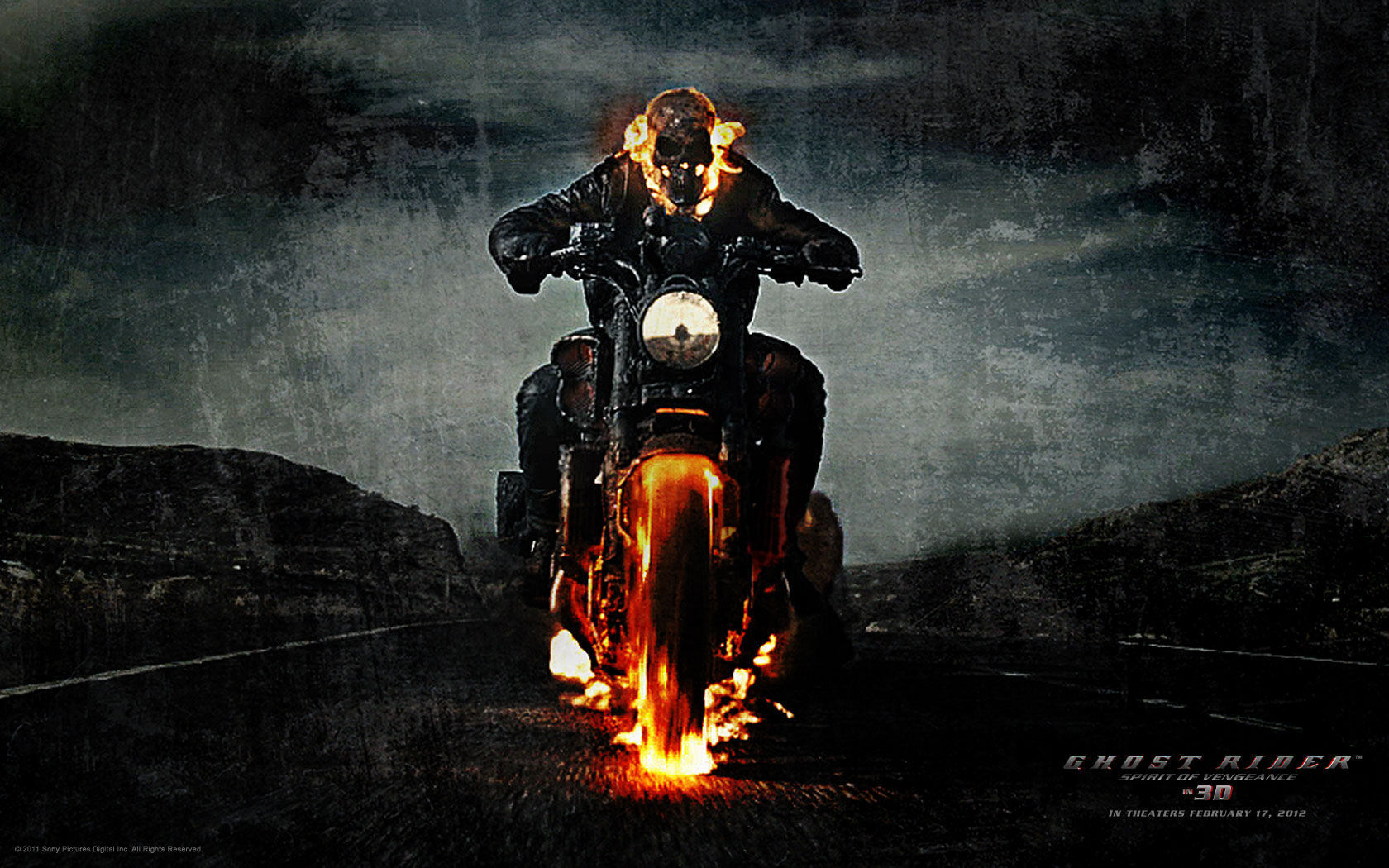 Eva Mendes For Flaming Urine Seems Like A Square Deal Ghost Rider Spirit Of Vengeance