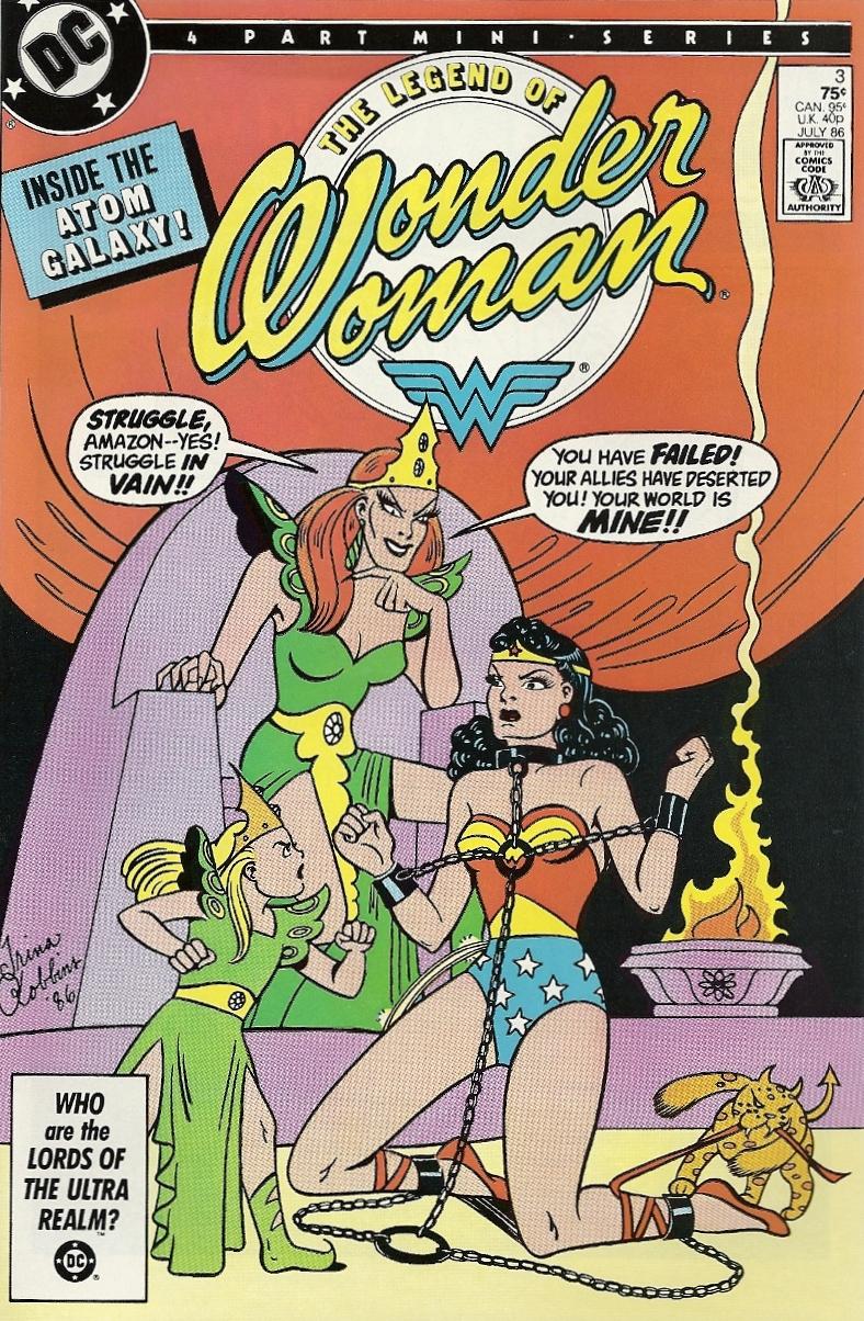 Wonder woman bondage stories lois lane
