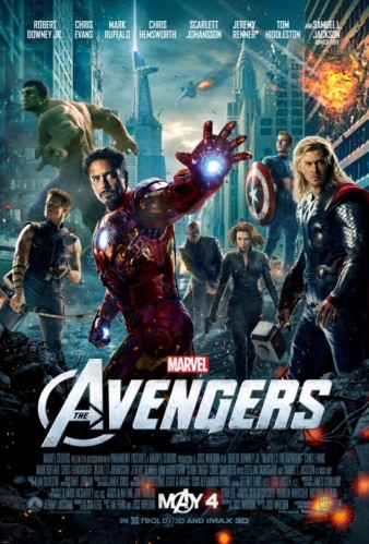 This is the Stephen Strasburg Debut of films - The Avengers