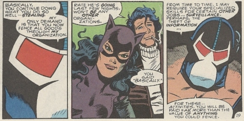 bane and catwoman relationship advice
