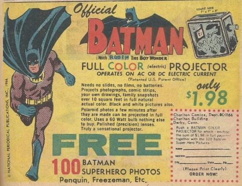 batmanprojector