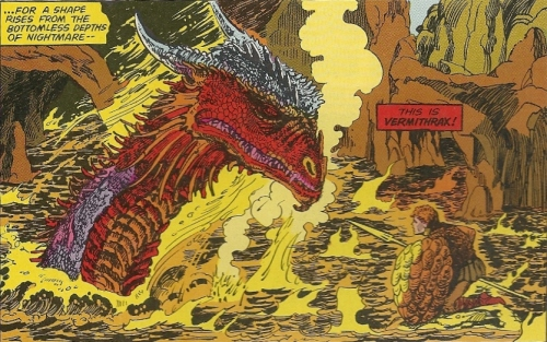 Can Vermithrax Pejorative, a great dragon from a non-great dragon ...