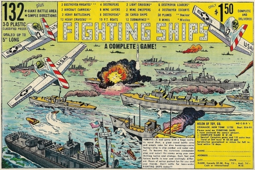 fightingships