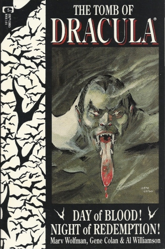 The Wolfman/Colan Dracula returns. And disappoints. - The Tomb of Dracula (Epic)