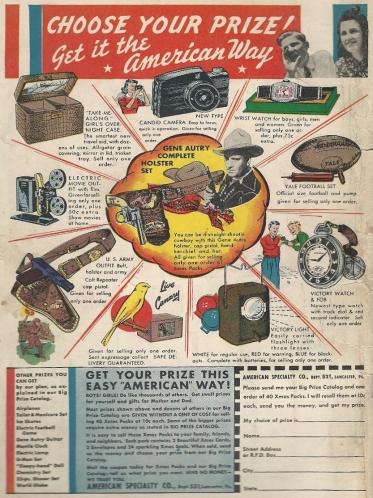 1940sprizes