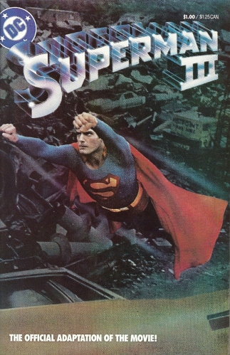 You think you know bad Superman movies? You don't know bad Superman movies. (Part I) - Superman III (The Superman Movie Special #1)