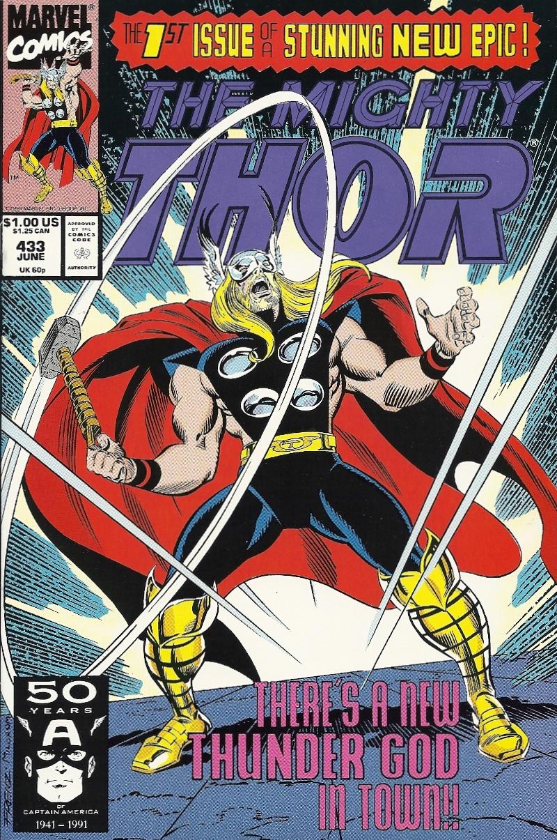 Thor Like Characters New Characters Step Like