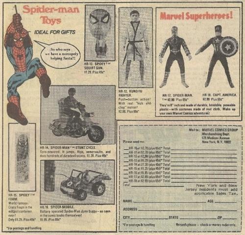 spiderstuff