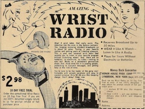 wristradio