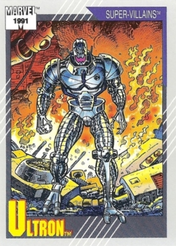 Trading Card Set of the Week – Marvel Universe Series II