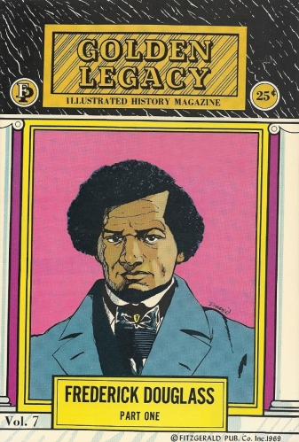 Frederick Douglass comic book