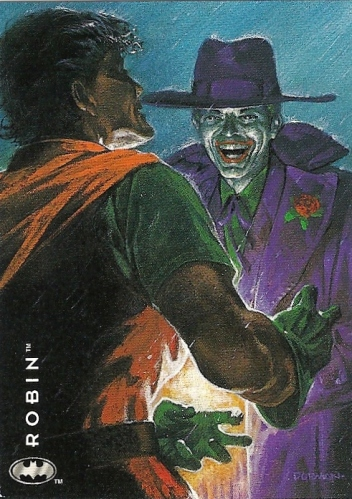 Batman Robin Jack Nicholson Joker