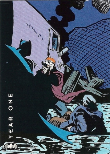 Batman Year One Gordon