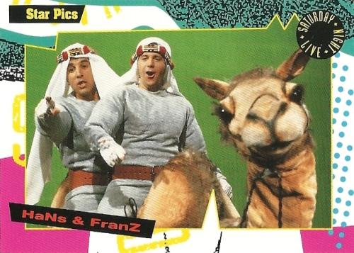 SNL Hans and Franz