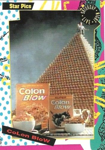 SNL Colon Blow