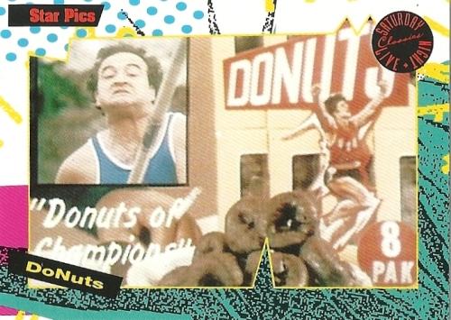 SNL John Belushi Donuts
