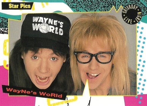 SNL Wayne's World
