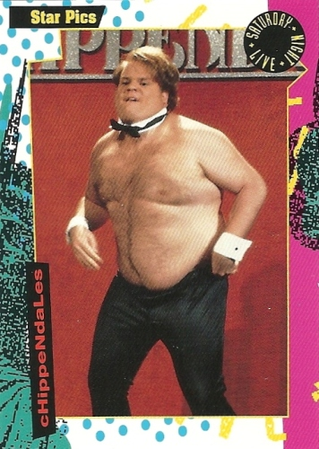 SNL Chris Farley Chippendales