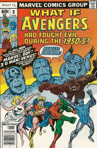 What If? 1950s Avengers