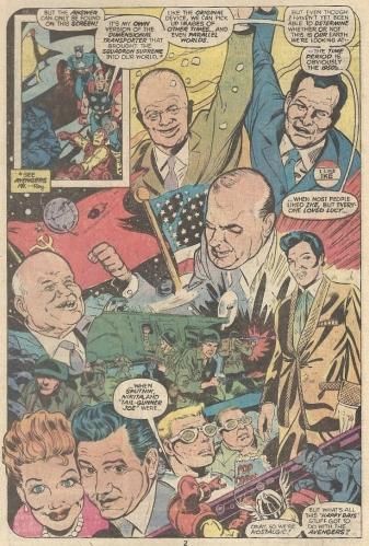 1950s Avengers Ike Nixon Elvis Lucille Ball
