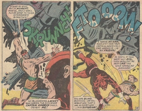 Red Guardian vs. Hercules