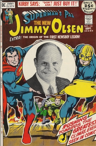 Don Rickles Jimmy Olsen 141 Kirby