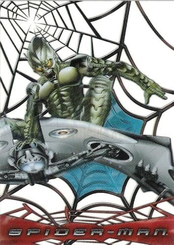 Green Goblin armor