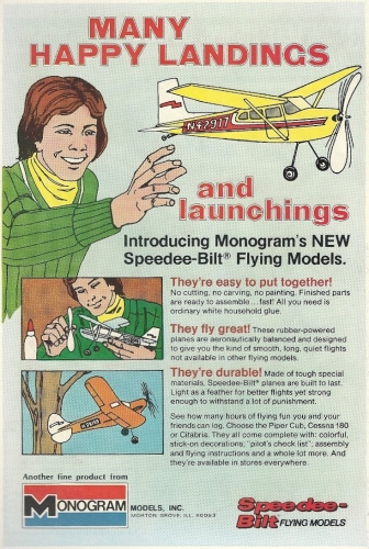 Speedee-Bilt Plane Kit