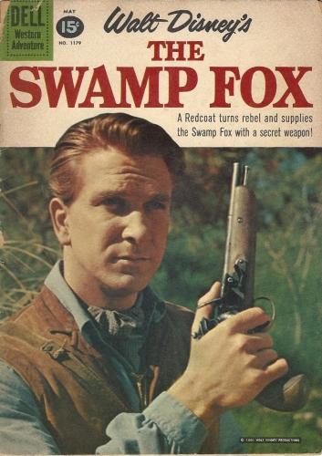 Leslie Nielsen Swamp Fox