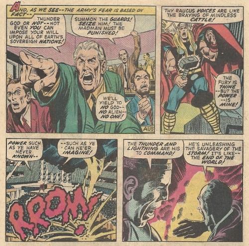 Thor vs. U.N.