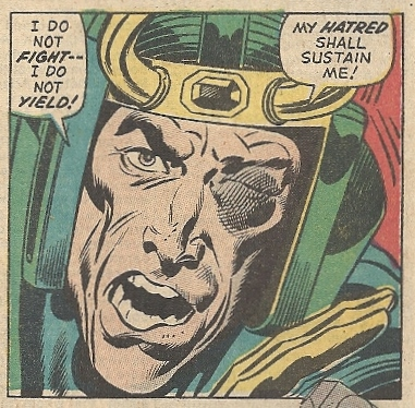 Loki black eye
